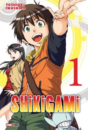 Shikigami T.01 | 9782809460650