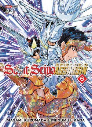 Saint Seiya - Episode G. Assassin T.06   9782809461091