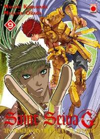 Saint Seiya - Episode G. Assassin T.09   9782809468793
