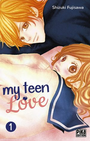 My Teen Love T.01   9782811619435