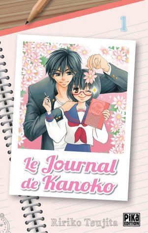 Journal de Kanoko (le) T.01 | 9782811619817