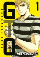 GTO Paradise Lost  T.01 | 9782811622725
