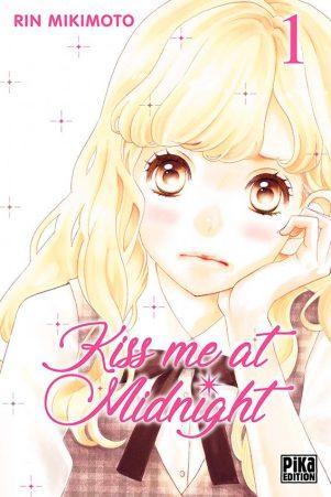 Kiss me at midnight  T.01   9782811633097