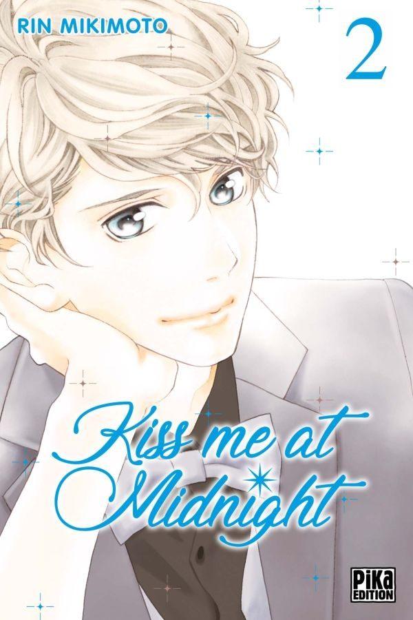 Kiss me at midnight T.02   9782811633103