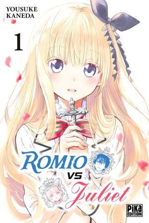 Romio vs Juliet T.01 | 9782811633127