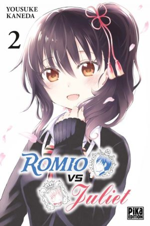 Romio vs Juliet T.02   9782811633134