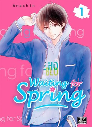 Waiting for spring T.01 | 9782811640934
