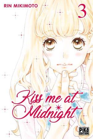 Kiss me at midnight  T.03   9782811641986
