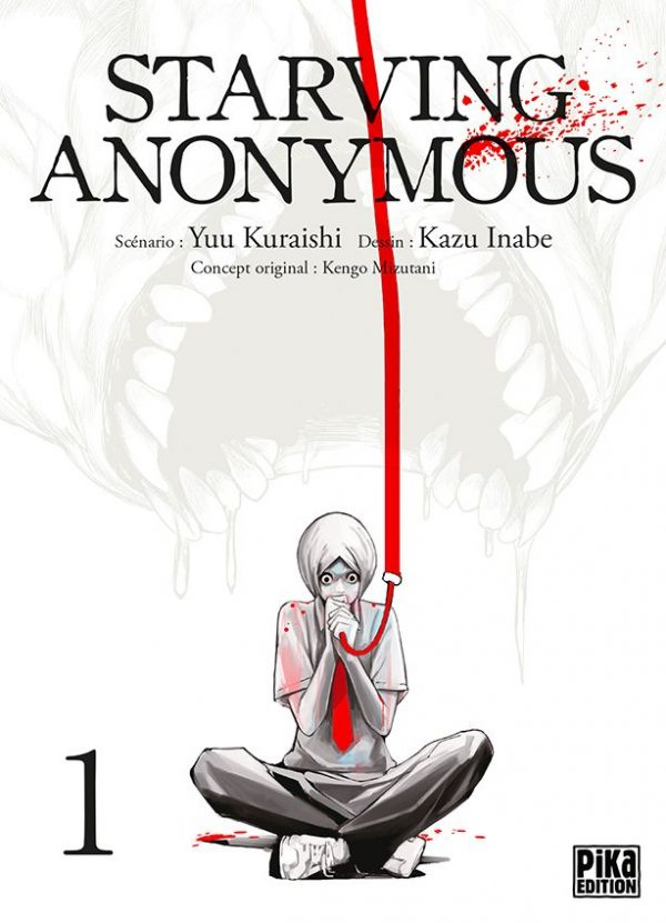 Starving anonymous T.01 | 9782811644949