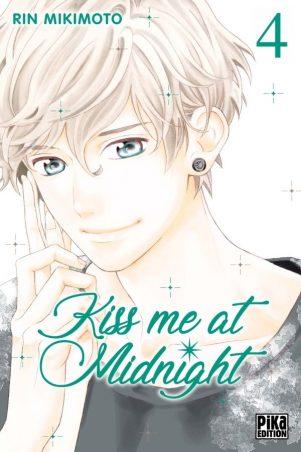 Kiss me at midnight  T.04   9782811645427