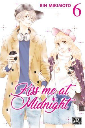 Kiss me at midnight T.06   9782811647254