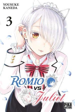 Romio vs Juliet T.03   9782811649722