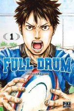 Full drum T.01 | 9782811650179