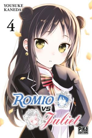 Romio vs Juliet T.04   9782811650926