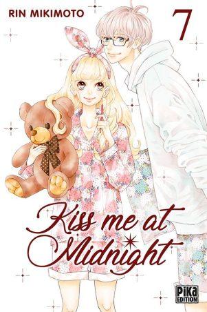 Kiss me at midnight  T.07   9782811650988