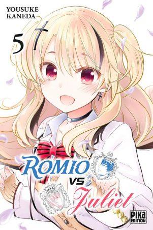 Romio vs Juliet T.05   9782811651985