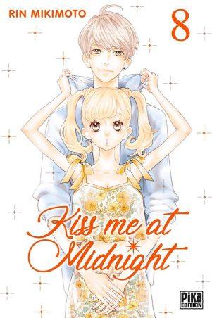 Kiss me at midnight T.08   9782811652371