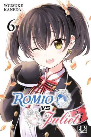 Romio vs Juliet T.06   9782811653866