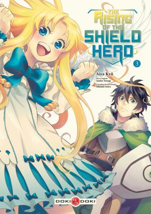 Rising of the Shield Hero (The) T.03 | 9782818940181