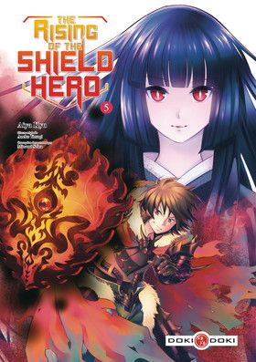 Rising of the Shield Hero (The) T.05 | 9782818940891