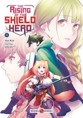 Rising of the Shield Hero (The) T.11 | 9782818966297