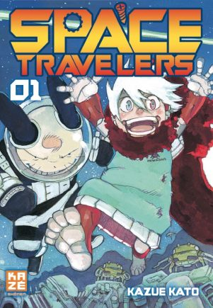 Space Travellers T.01 | 9782820322180