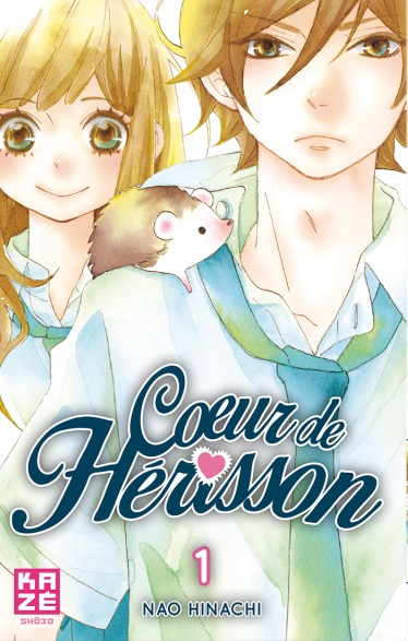 Coeur de Herisson T.01   9782820328120