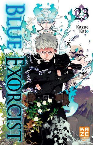 Blue exorcist T.23 | 9782820335951