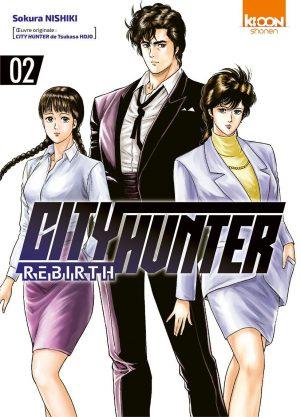 City Hunter - Rebirth  T.02   9791032704691