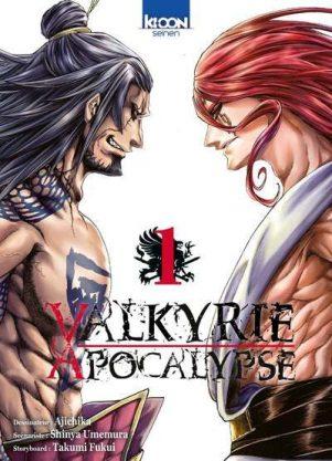 Valkyrie Apocalypse T.01   9791032704813