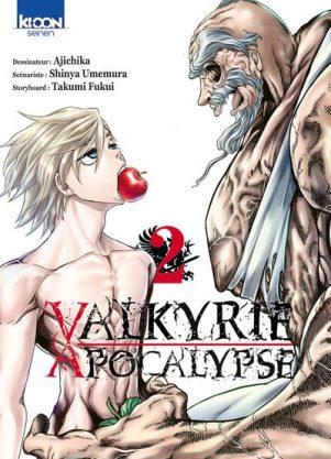 Valkyrie Apocalypse T.02   9791032705032