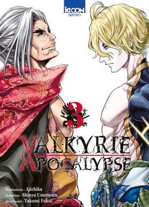 Valkyrie Apocalypse T.03   9791032705681