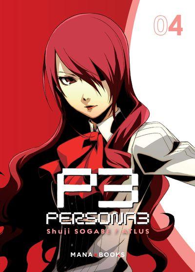 Persona - P3 T.04   9791035501235