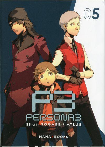 Persona - P3 T.05   9791035501327