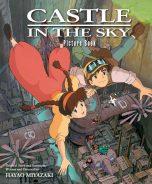 Castle in the Sky - Picture Book (EN)   9781421592664