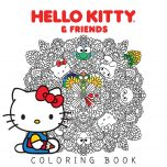 Hello Kitty & Friends - Coloring Book   9781421592749