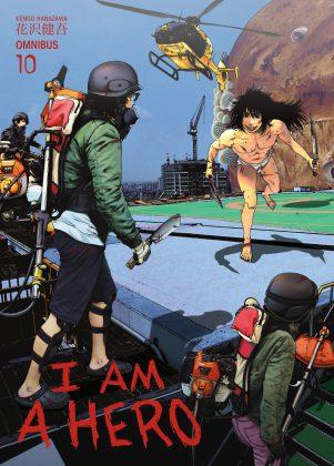 I am a hero (EN) - Omnibus T.10   9781506708317