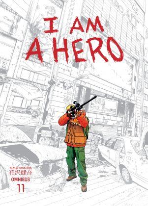 I am a hero (EN) - Omnibus T.11   9781506708324