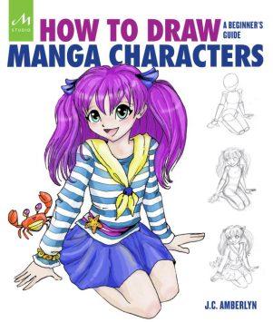 How to Draw Manga Characters   9781580934534