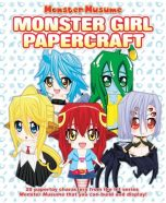 Monster Girl Papercraft   9781626925724