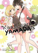 Kase-san and Yamada (EN) T.01 | 9781626929593