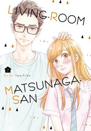 Living room matsunaga-san (EN) T.02 | 9781632369666