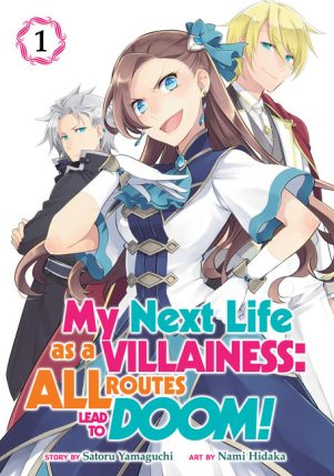 My Next Life as a Villainess: All Routes Lead to Doom! T.01 | 9781642753295