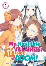 My Next Life as a Villainess: All Routes Lead to Doom! T.02 | 9781642757309