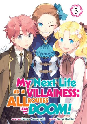My Next Life as a Villainess: All Routes Lead to Doom! T.03 | 9781645052302