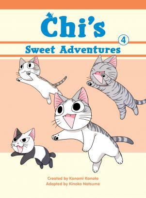 Chi's Sweet Adventures (EN) T.04   9781947194755
