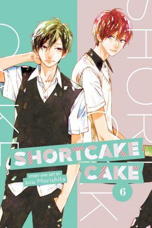 Shortcake Cake (EN) T.06   9781974700660