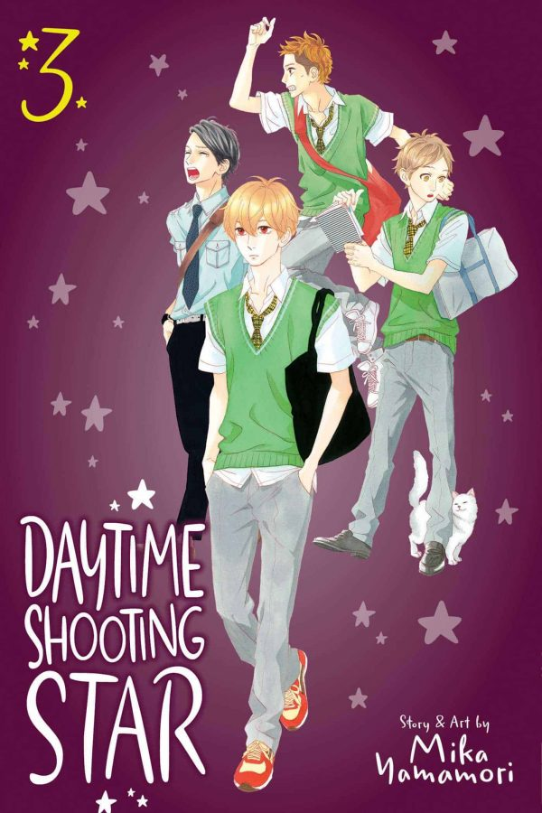 Daytime shooting star (EN) T.03 | 9781974706693
