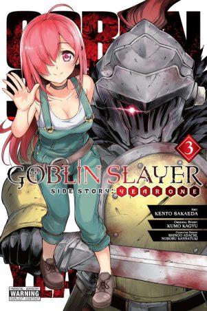 Goblin Slayer: Year One (EN) T.03 | 9781975387488