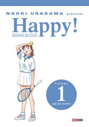 Happy - Ed. Deluxe T.01 | 9782809485998